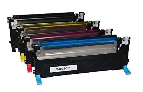 4 Toner kompatibel für Samsung CLP-310 CLP-315