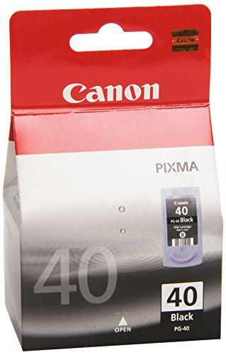 Canon PG-40 Original Tintenpatrone, 16ml schwarz