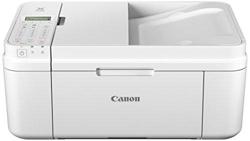 Canon Pixma MX495 Multifunktionsgerät (WiFi, Scanner, Kopierer, Drucker, Fax, 4800 x 1200 dpi) weiß