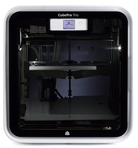 3D Systems 401735 CubePro Trio 3D Printer