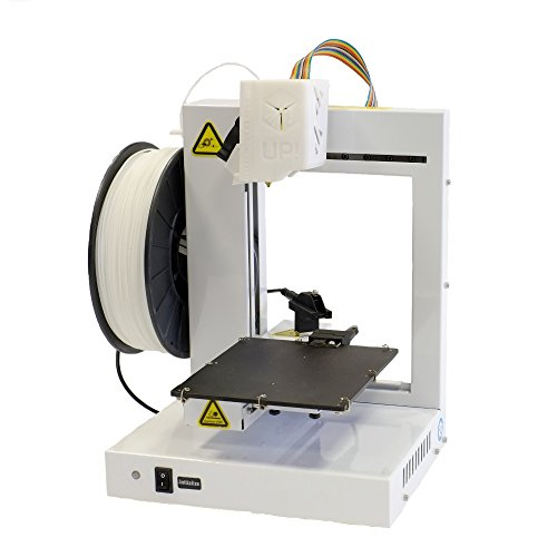 PP3DP UP! Plus 2 - qualitativ hochwertiger 3D Drucker / Printer mit Starterset und Software