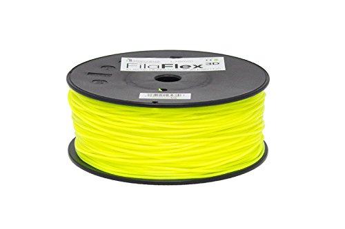 BQ F000093 Filaflex Filament, 1,75 mm, 500 g, Gelbgrün