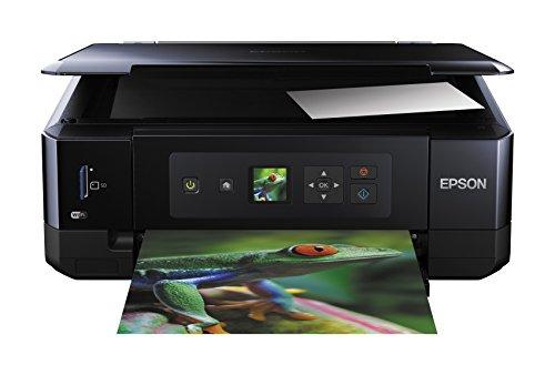 Epson Expression Premium XP-530 Tintenstrahl Multifunktionsdrucker (Drucken, Scannen, Kopieren, 5.760 x 1.440 dpi, Wi-Fi, USB, Duplex) schwarz