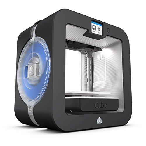 3D Systems 392200 Cube3 3D Drucker, Weiß