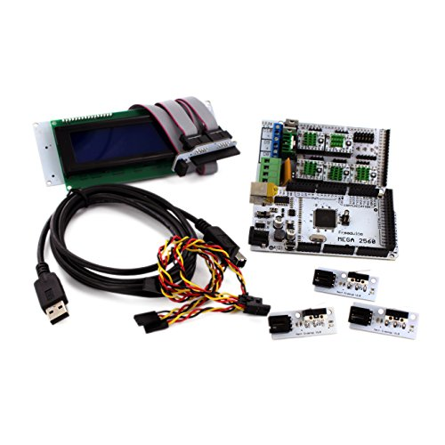 BQ Ramps 1.4 Elektronikbausatz mit LCD-Display und SD-Kartenleser