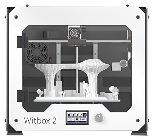 BQ D000020 Witbox 2 3D Drucker, Weiß