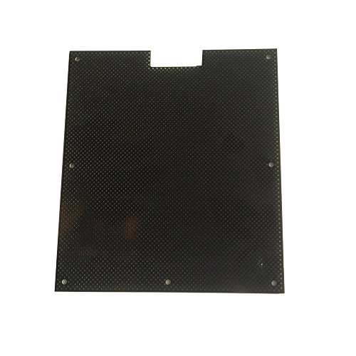 PP3DP beheizbare Druckplatte (Cellboard für 3D Drucker, passend für UP! Plus 2, 16,5 x 14,5 cm)