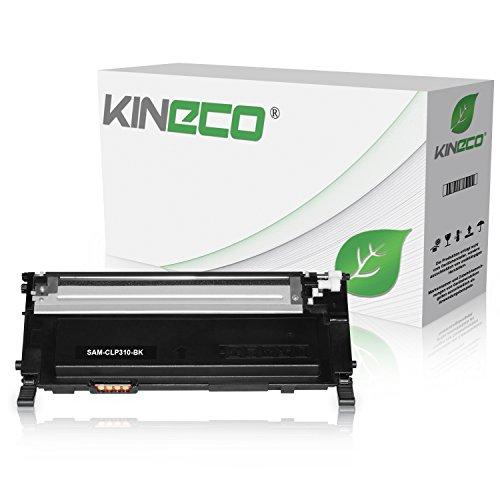 Toner kompatibel zu Samsung CLT-K4092S CLP-310 315 N W Series CLX-3170 3175 FN FW N - Schwarz 2.500 Seiten