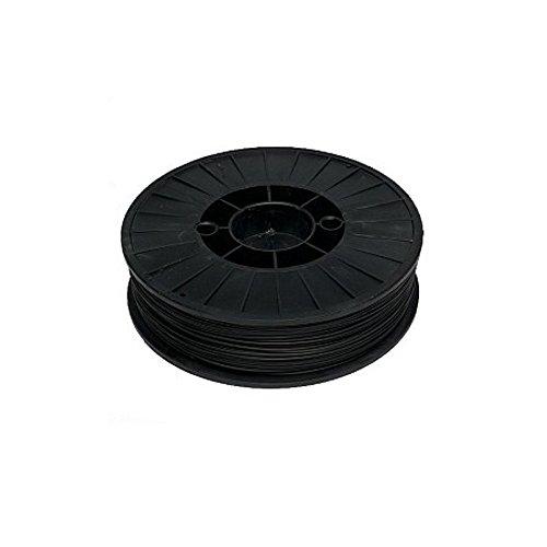 PP3DP C-01-02 ABS Filament (geeignet für 3D Drucker (1,75 mm)) schwarz