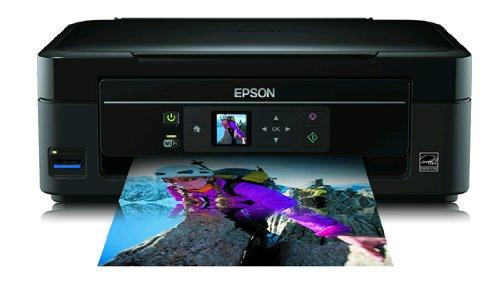 Epson Stylus SX435W Multifunktionsgerät (WiFi, Drucker, Kopierer, Scanner)