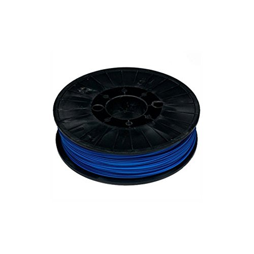 PP3DP C-02-04 PLA Filament (geeignet für 3D Drucker (1,75 mm)) blau