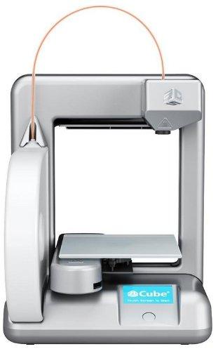 3DSYSTEMS Cube silber 3D-Printer